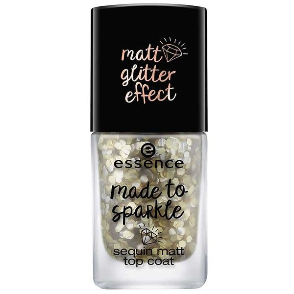 Essence Made To Sparkle Sequin Top Coat
