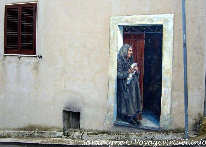 murales sardegna - Cerca con Google MURALES Pinterest - murales con fotos
