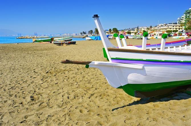 Playa de el Palo, Malaga