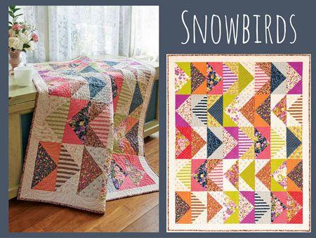 Snowbirds Quilt