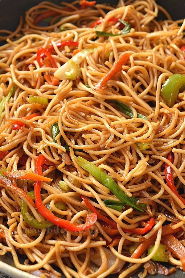 The 30-Minute Authentic Lo Mein Recipe #chinesemeals