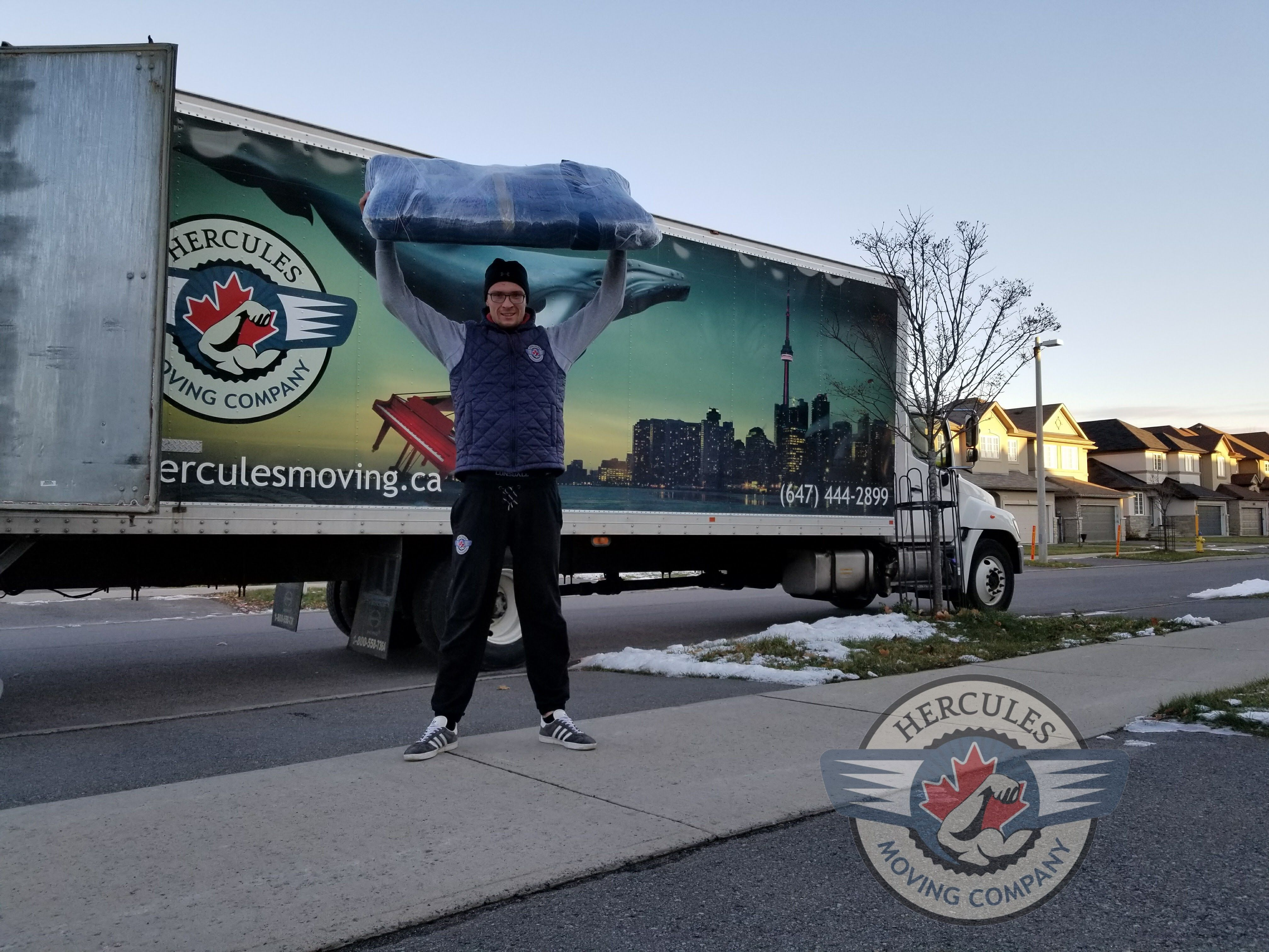 Exceptionnel Hercules Moving Company Inc Offers Variety Of #Local #Moving #Services In  #GTA