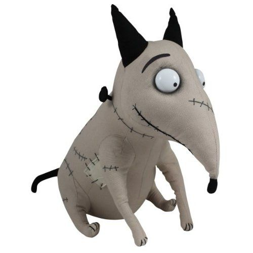 Hecho de Gracioso Excéntrico  The Bridge Direct Frankenweenie After Life Sparky Plush | Teddy bear stuffed  animal, Tim burton, Plush toy