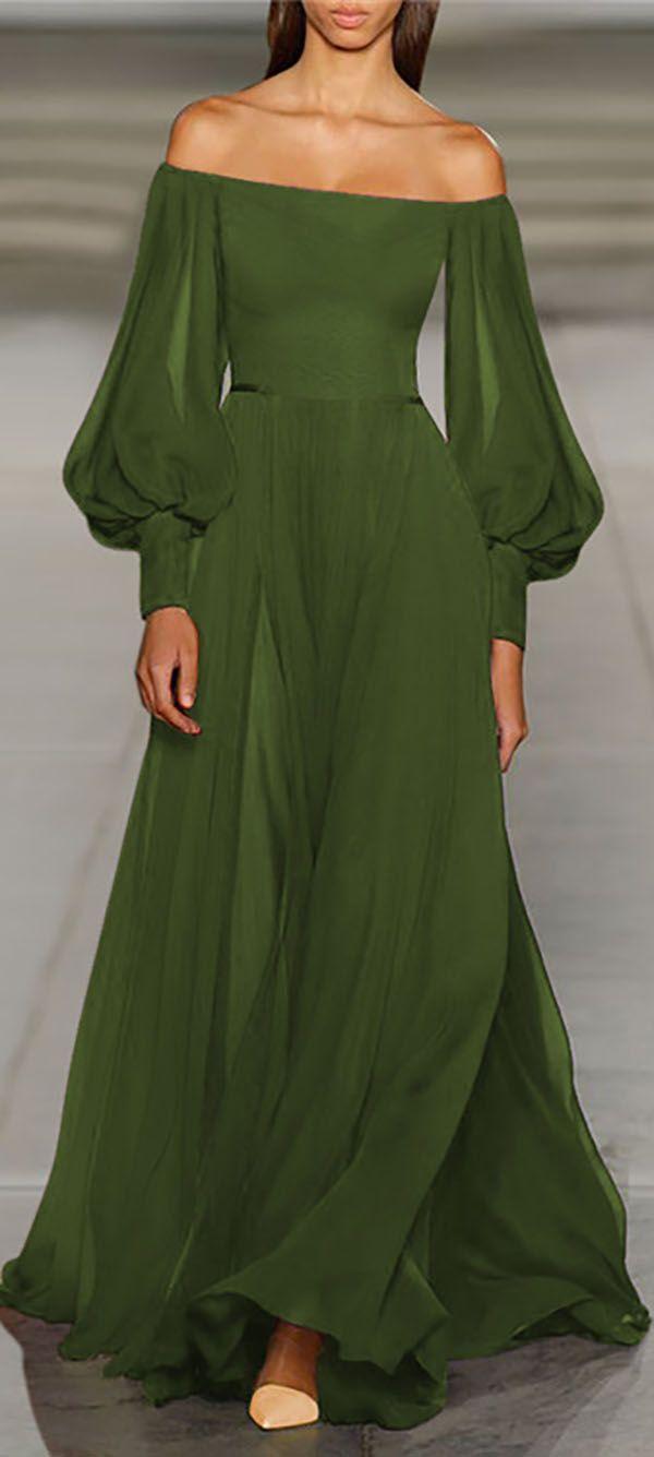 Pin by Stephanie Chestnut on Fashion | Elegant maxi dress
