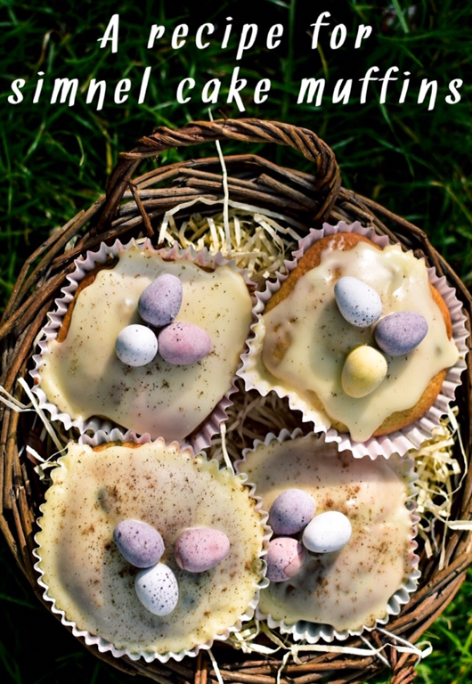 Easy easter simnel cake muffins simnel cake easter and cake a recipe for simnel cake muffins which ill be making as alternative easter gifts negle Choice Image