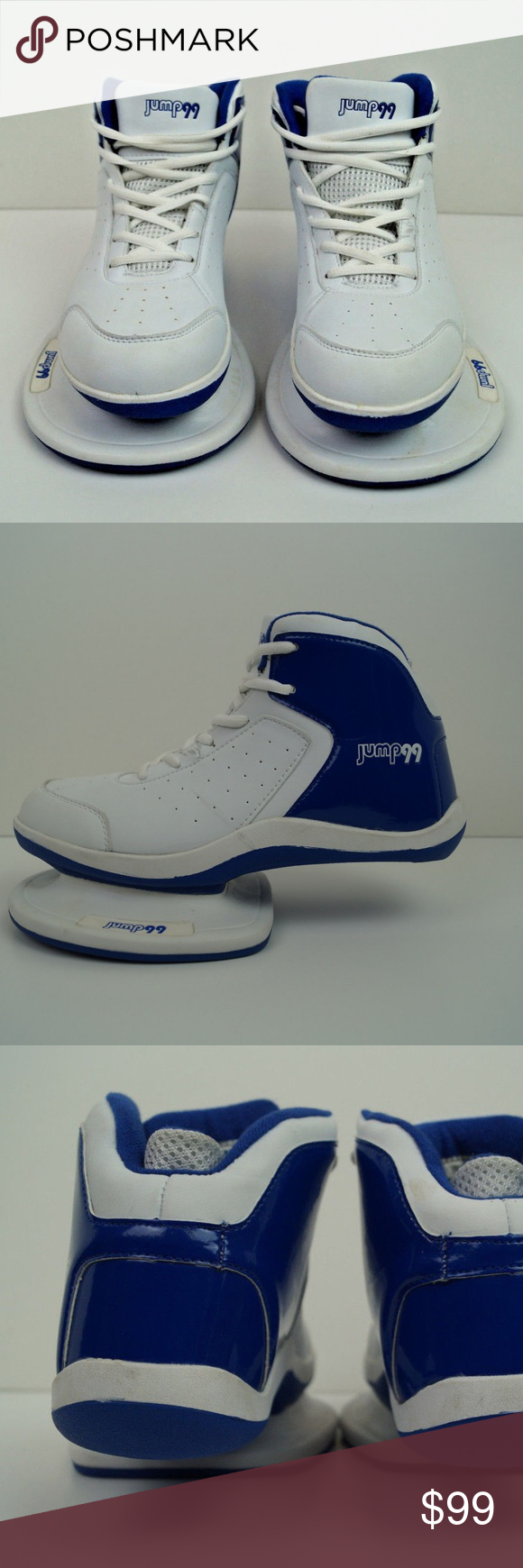 Jump 99 Plyometric Basketball Training