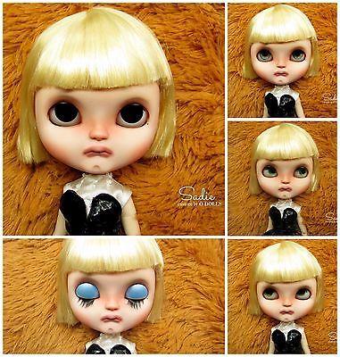OOAK custom Jecci Five art doll - Sadie, custom Ö DOLLS