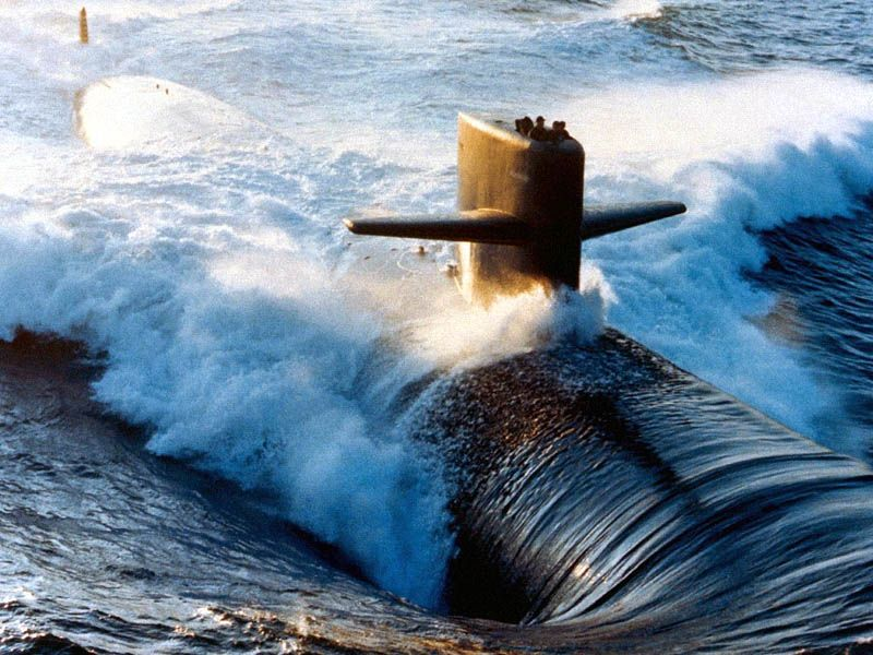 Documental: Los Submarinos Más Potentes Del Mundo #Video