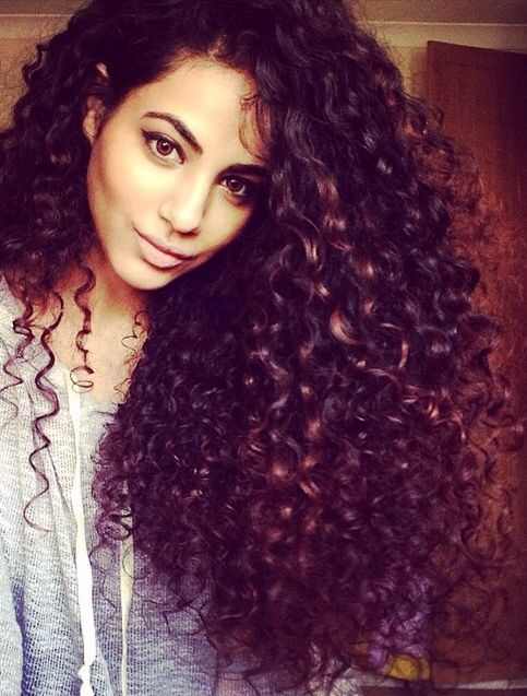 My hair goals.       http://www.latesthair.com/ ->CURLY | BEAUTIFUL HAIR | M E G H A N ♠ M A C K E N Z I E