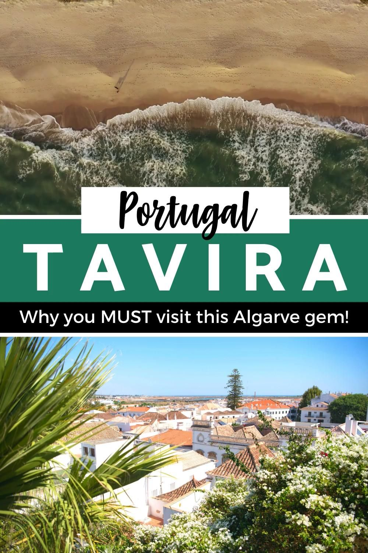 Tavira, Portugal | Algarve Travel Guide: Things to