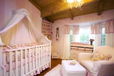 Beautiful Baby Nurseries celebrity nurseries, celebrity baby nursery, celebrity nursery