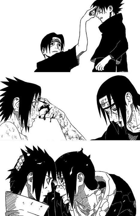 Sasuke Kakashi Tobi And Itachi Naruto Drawings Naruto Art Anime Naruto