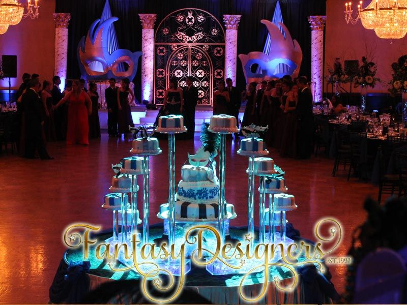 masquerade centerpieces Google Search Madelynnes Sweet 16