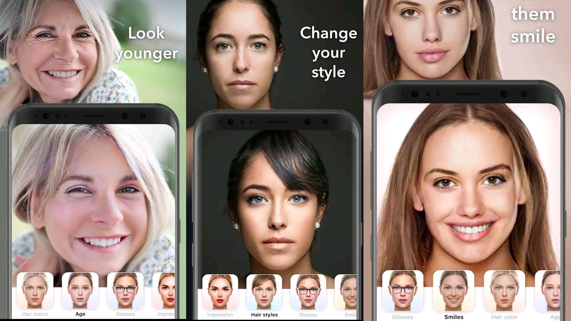Aplikasi Edit Foto Rambut Panjang Pria Enam Aplikasi Yang Bikin Elo Mudah Berkreasi Soal Gaya Rambut Saking Canti Rambut Panjang Gaya Rambut Pria Rambut Pria