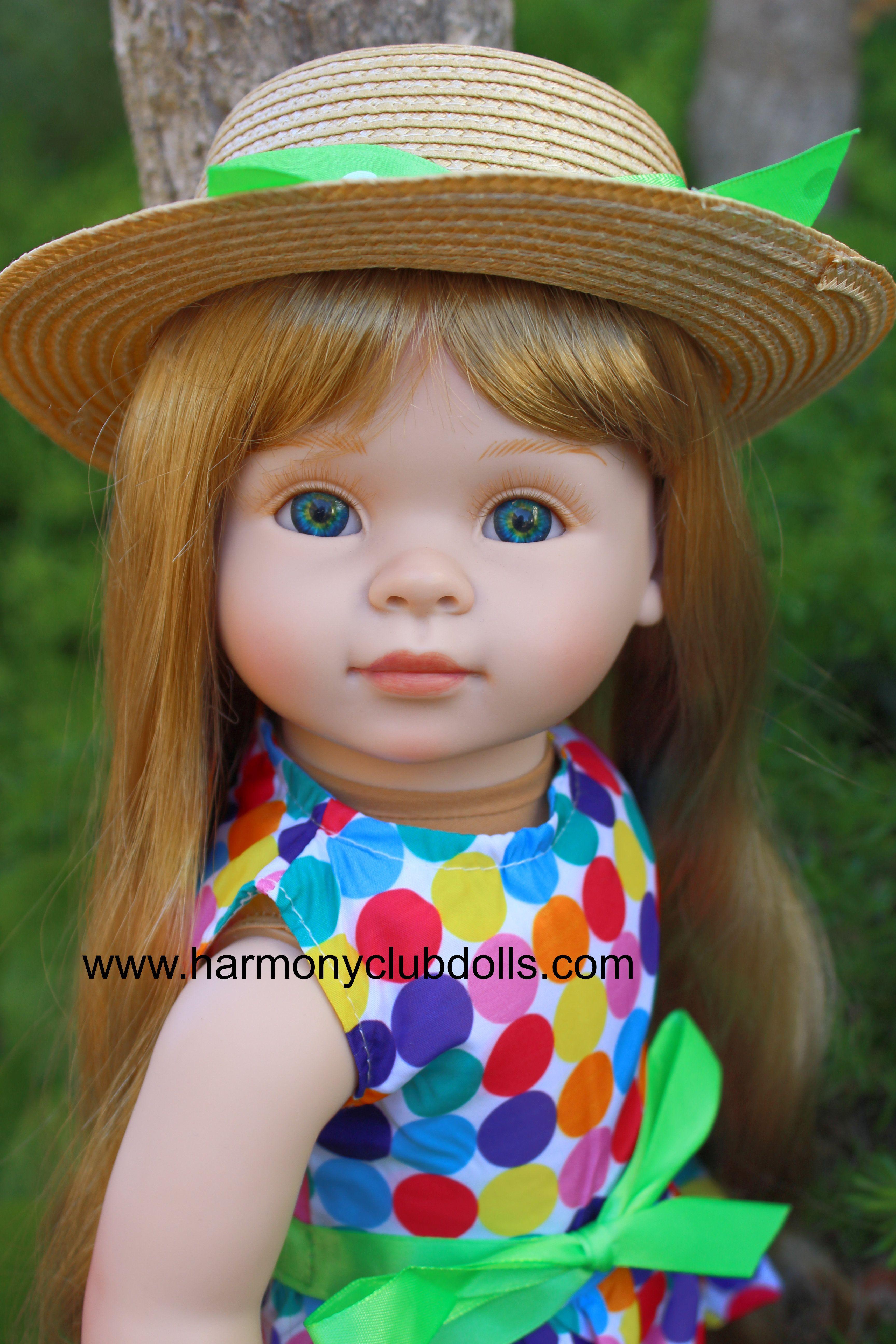 HARMONY CLUB DOLLS Over 300 styles to fit American Girl www.harmonyclubdolls.com