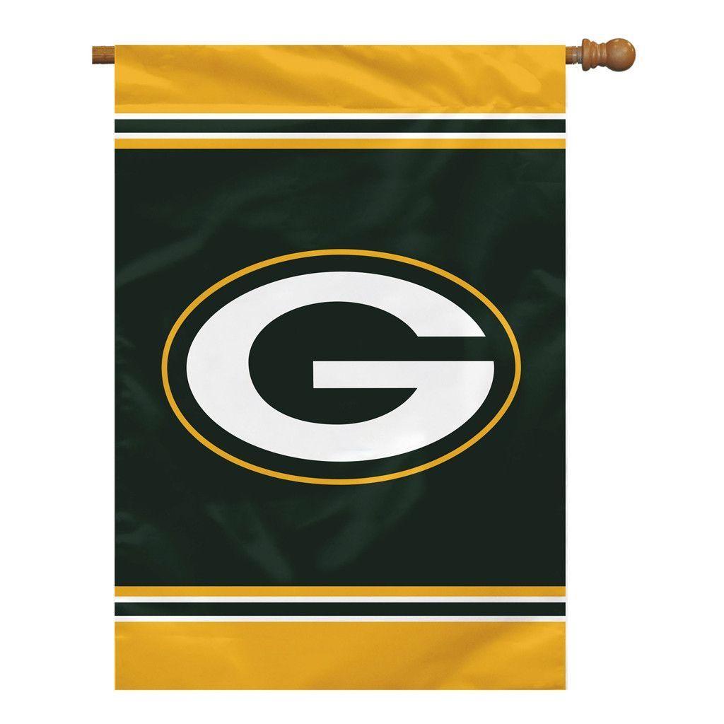 Green Bay Packers Indoor Banner Scroll Indoor Banner Green Bay Green Bay Packers