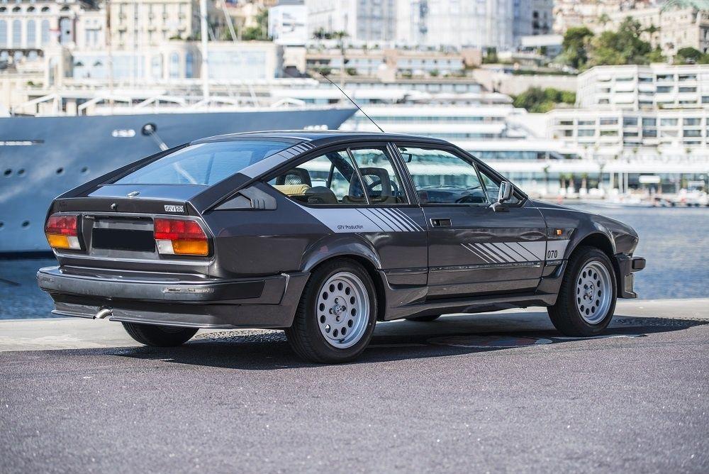 1983 Alfa Romeo Alfetta Gtv 2 0 Production Classic Driver Market Coches Y Motocicletas Coches