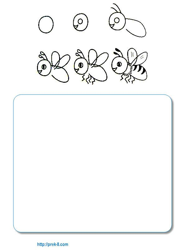 Free teach kids draw jungle animals page, free printable ...