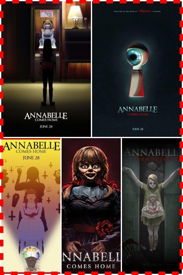 Ver Annabelle Vuelve A Casa 2019 Pelicula Completa En Espanol Full Hd 1080p Horror Movie Characters Full Movies Online Free Free Movies Online