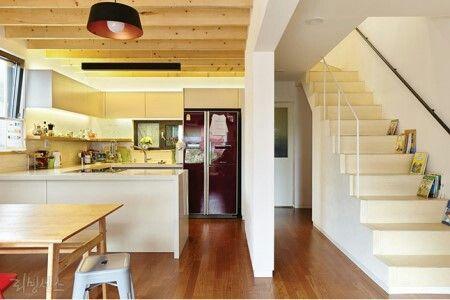 주방 계단