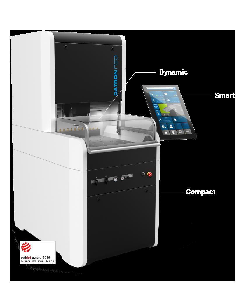 DATRON neo Milling Machine - 1000px | desktop cnc | Desktop cnc