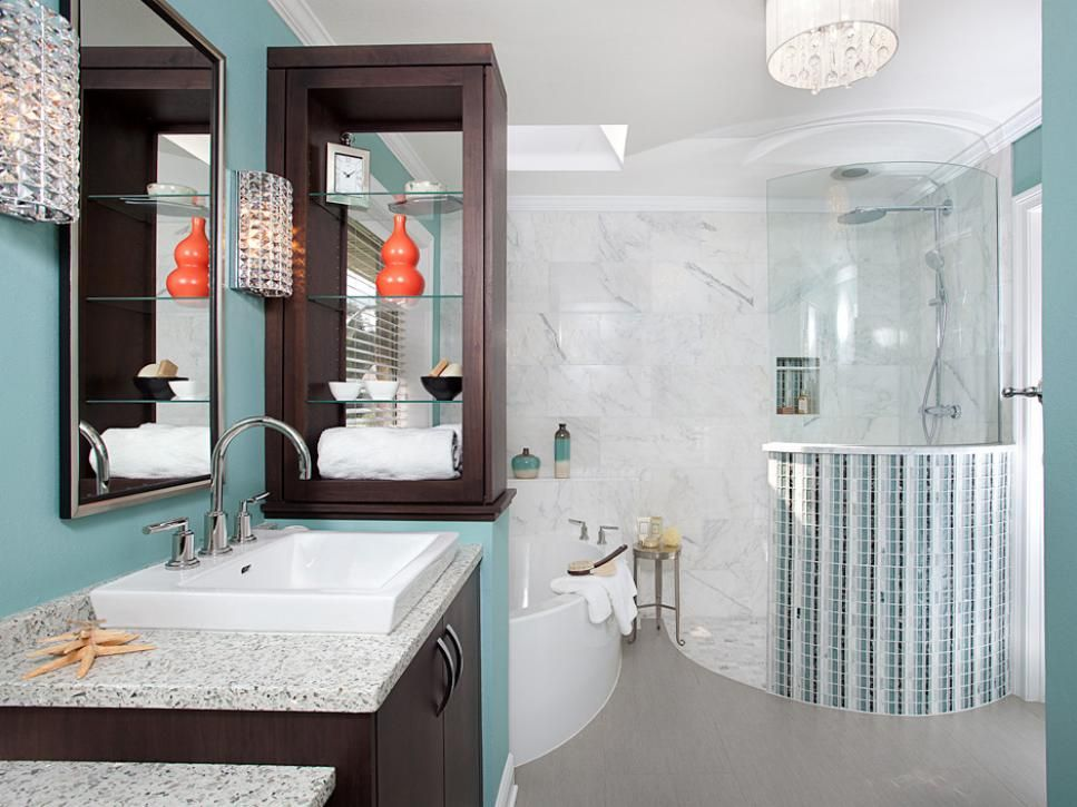 Bathroom Pictures Stylish Design Ideas Youll Love Hgtv Bath - How to remodel your own bathroom