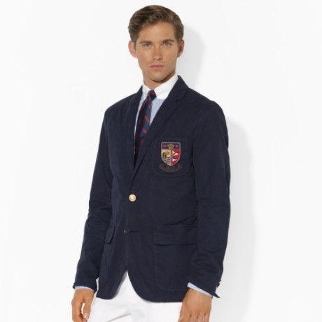 b7279beb7a2 Love this  Three Button Crest blazer  Lyst