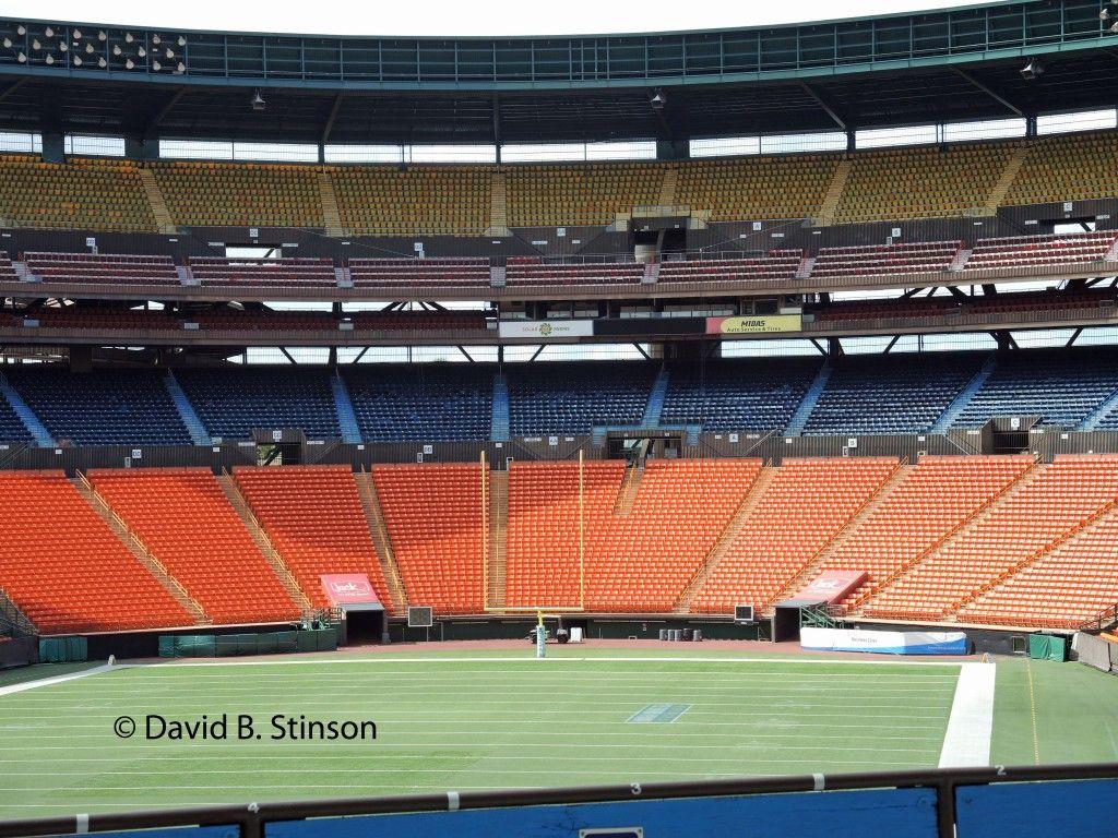 Hawaii's Aloha Stadium Stadium
