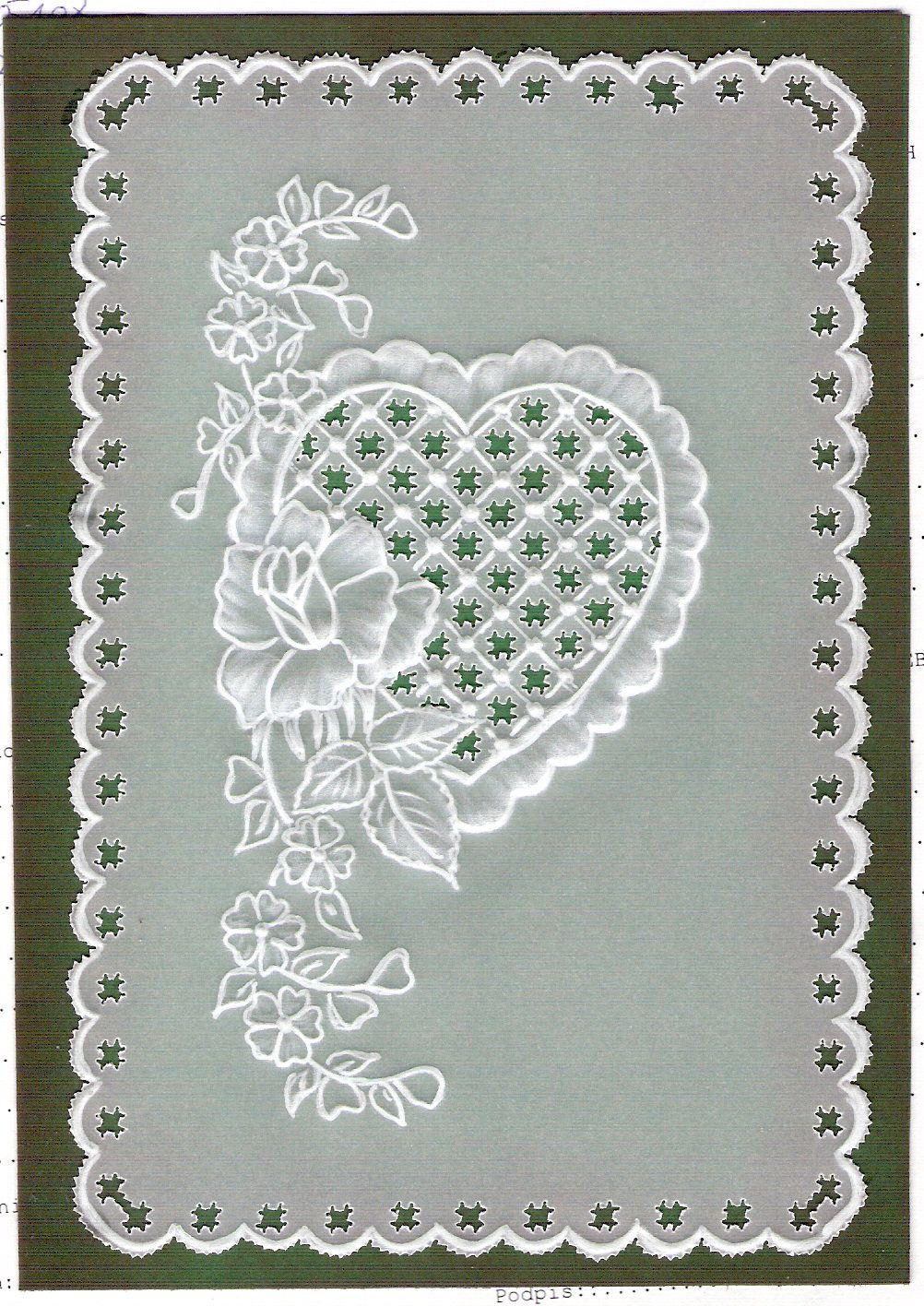 34+ Parchment paper crafts free patterns ideas