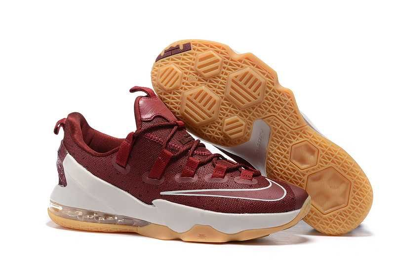 new york daf29 8d16d Zapatillas baloncesto baratas Nike negro6 Lebron James 13 XIII hombre
