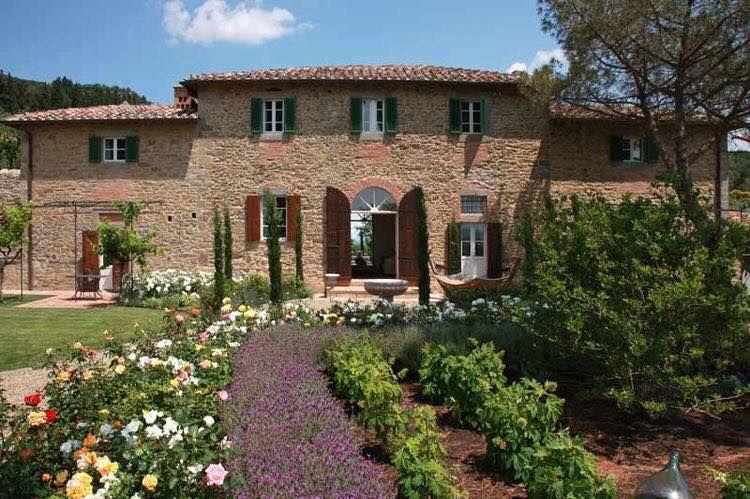 Pin by Rita Leydon on Down the Garden Path Tuscan villa
