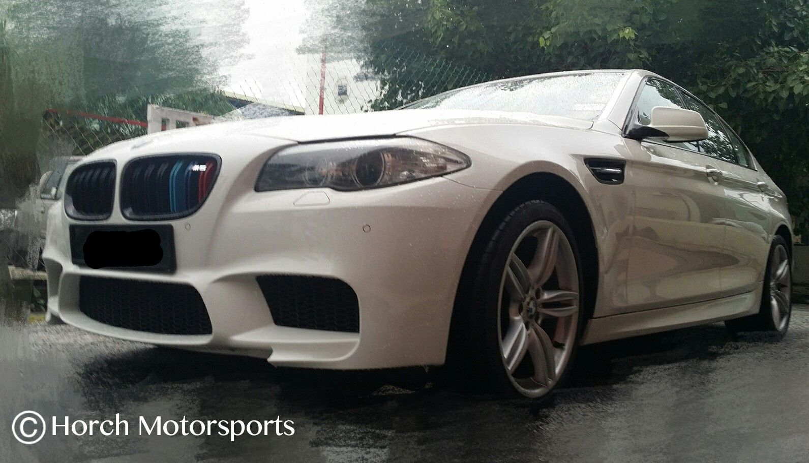 59bdbdb610a BMW F10 convert M5 bodykit   Horch Motorsports 017-210 5779 MPerformance   MPower  MSport  HorchMotorsports