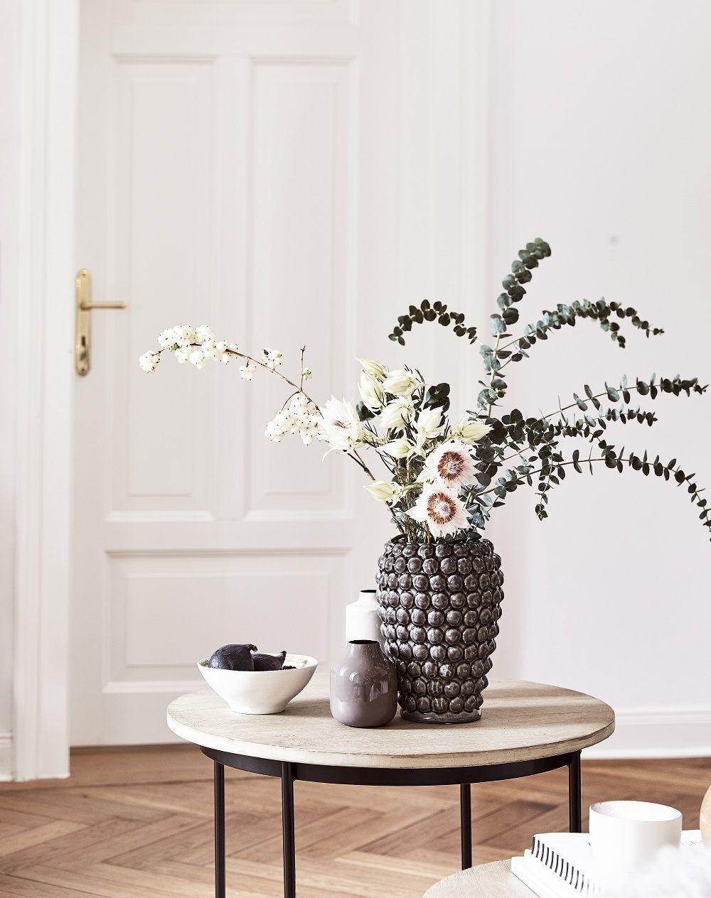 Deko-Vase Dotty   decoration   Deko vasen, Blumen vase und Vase