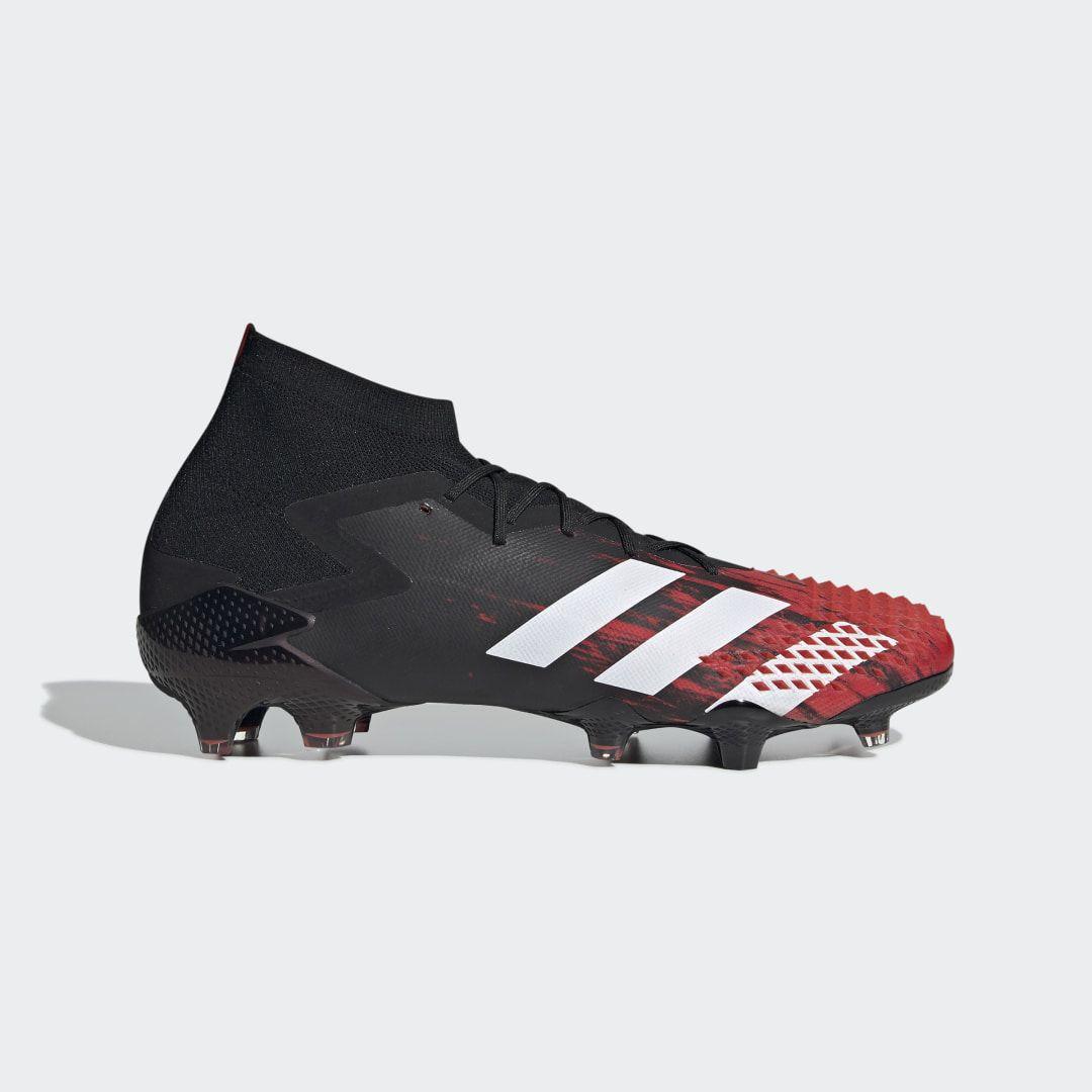 Adidas Predator 20 3 Flexible Ground Men S Football Boots Active Red In 2020 Mens Football Boots Football Boots Adidas Predator