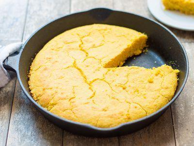 Try This Moist Buttermilk Cornbread With Cream Style Corn Recipe Best Cornbread Recipe Corn Bread Recipe Buttermilk Cornbread