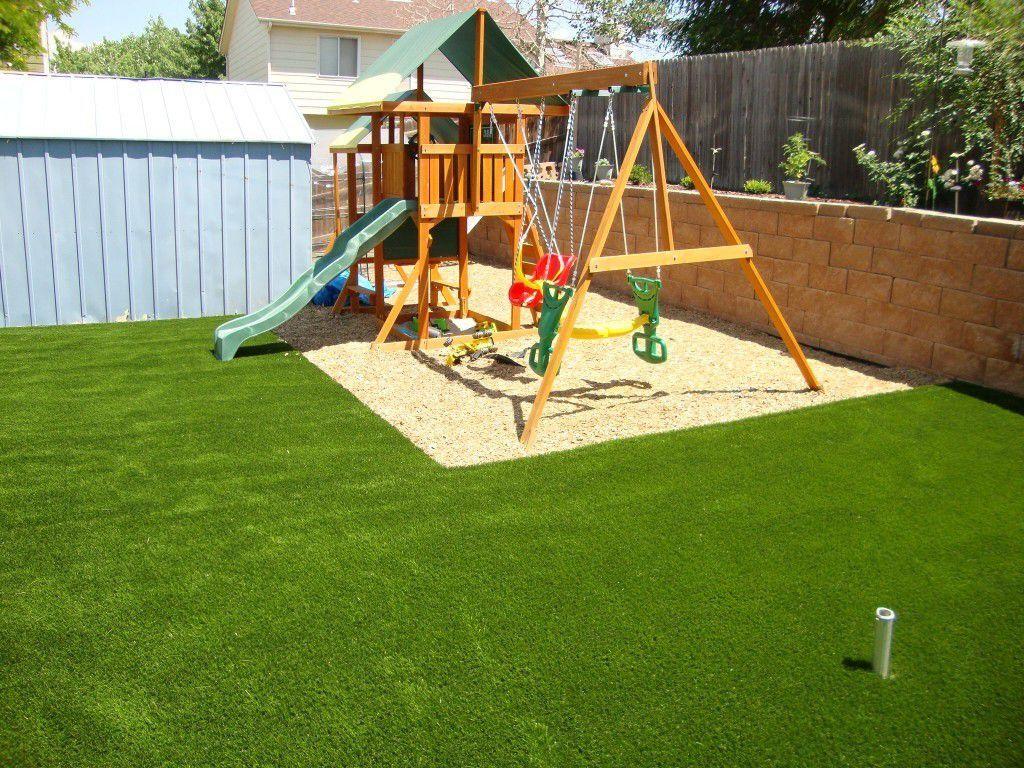 Beau Backyard · Playground Ideas For Backyard