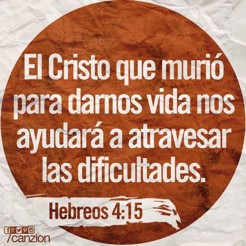«Nuestro Sumo Sacerdote comprende nuestras debilidades, porque enfrentó todas y cada una de las pruebas que enfrentamos nosotros, sin embargo, él nunca pecó».— Hebreos 4:15