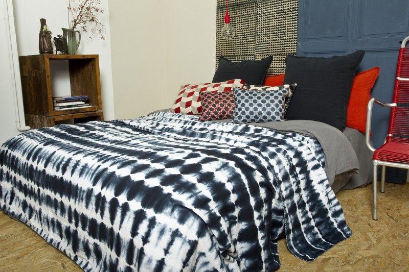 couvre lit bedspread Couvre lit Aqua Splash | Bedding | Pinterest | Plaid, Bedspread  couvre lit bedspread