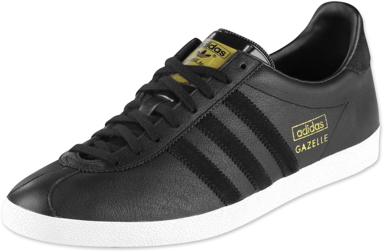 adidas gazelle og noir or