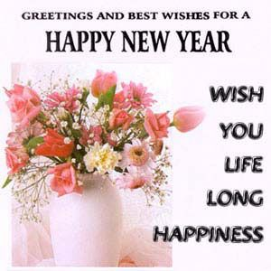 happy new year wishes and quotes photo and sms