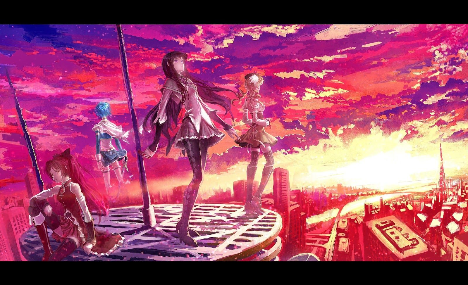 Anime ภาพพ นหล ง Anime การ ต น สวยๆ Anime Wallpaper Live การ ต น อะน เมะ ภาพพ นหล ง