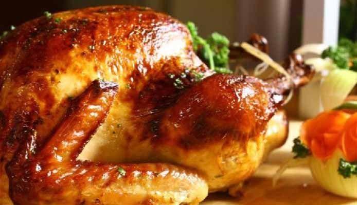 gevulde kalkoen thanksgiving recept