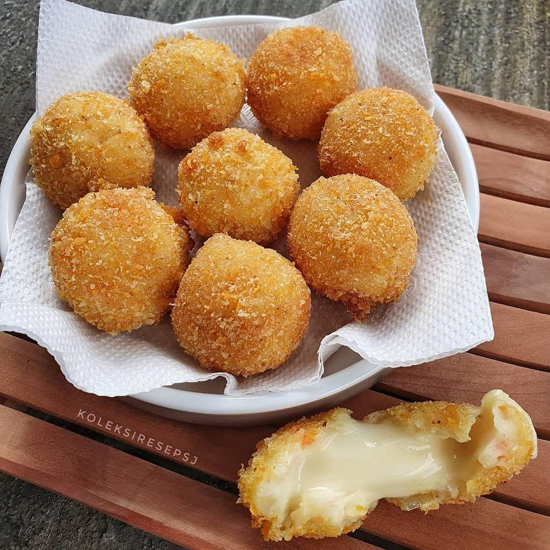 Potato Balls Jehan Can Cook Stuffed Potato Balls Food Fried Mashed Potato Balls