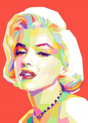 Marilyn Monroe | Displate thumbnail