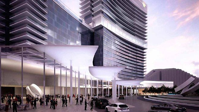 James Packer To Build Luxury Hotel In Perth
