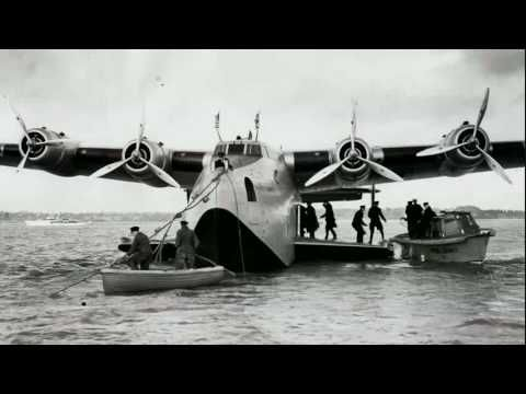 Incredible Video! - The Pacific Boeing 314 Yankee Clipper