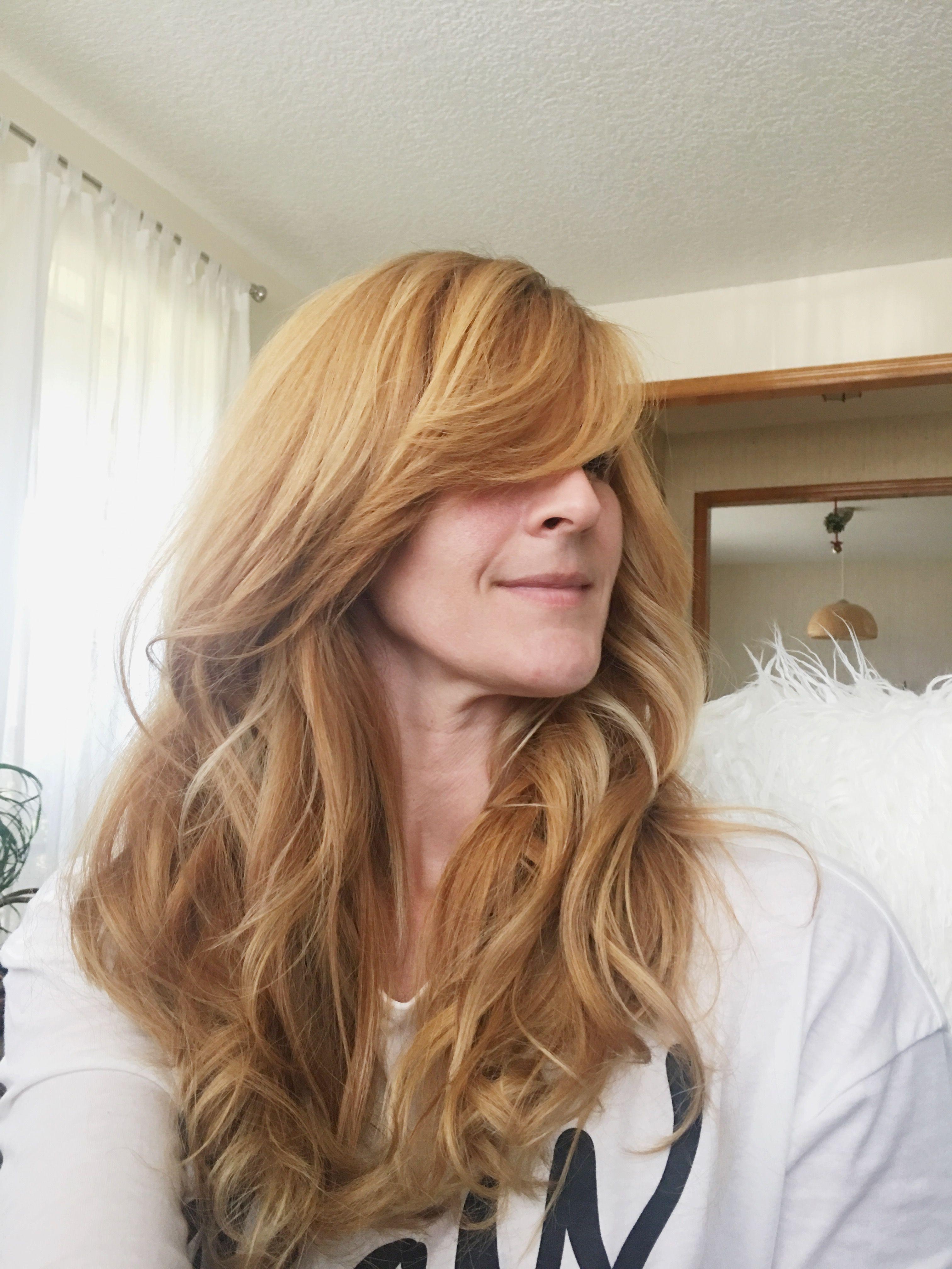 Strawberryblonde haistyles blonde Strawberry Blonde by Erin Geluso