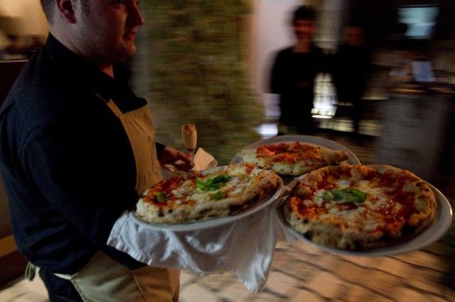 Guida Pizzerie d'Italia 2014 del Gambero Rosso. Le 10 migliori tre spicchi