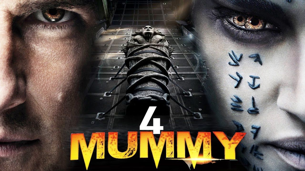 Mummy 4 Hollywood Movie in Action Hindi Dubbed 2017