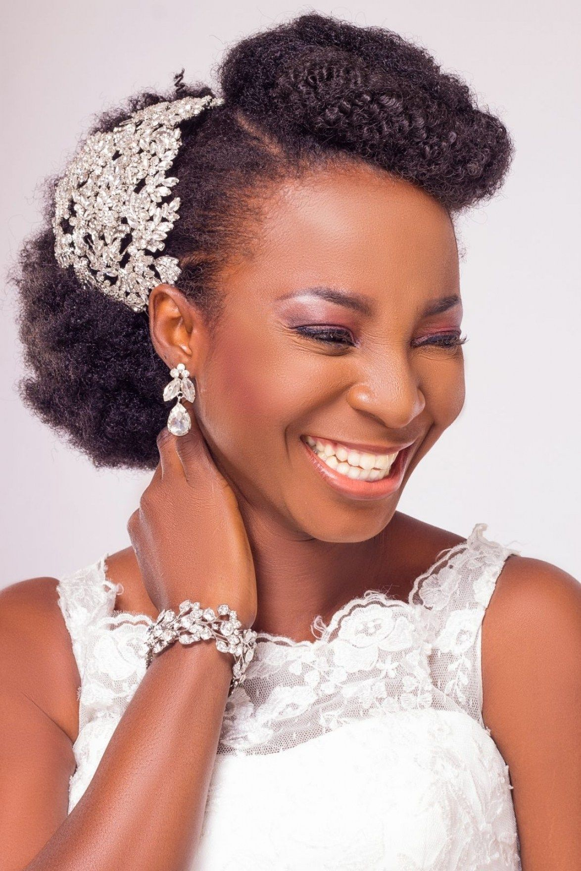 9 Stunning Natural Hairstyle For Wedding With images   Natural ...